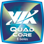 VIA QuadCore E-Series - Logo